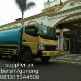 Supplier air bersih