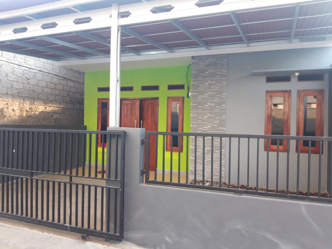 Rumah Ready Stock di Kompleks Perumahan