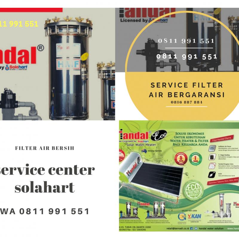Service Center Solahart Papua | 0816887884
