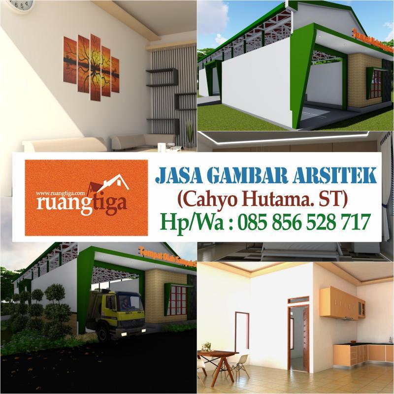 085856528717 Jasa Gambar 3D interior