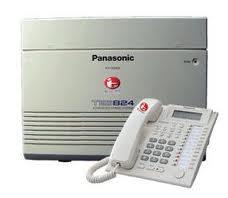 PABX HT-SERIES KX-TES824 + Key Telephone KX-TS7730X PANASONIC