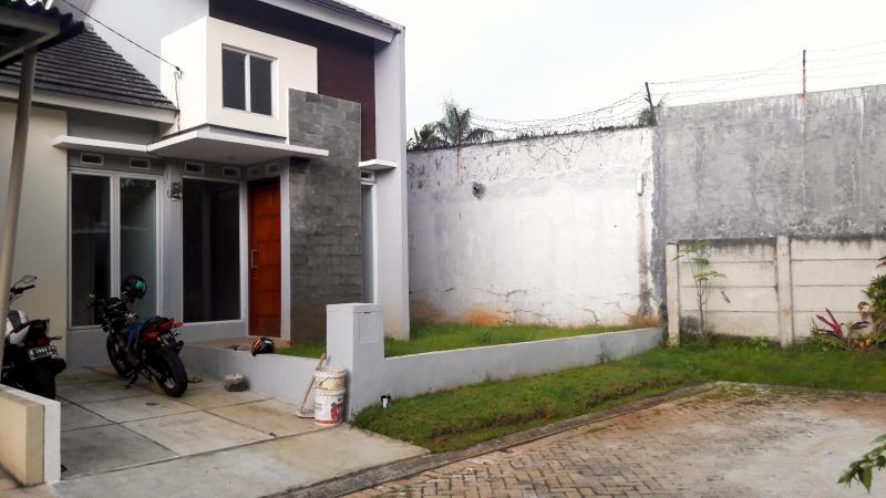 Rumah Siap Huni, Bebas Banjir, Tengerang Selatan