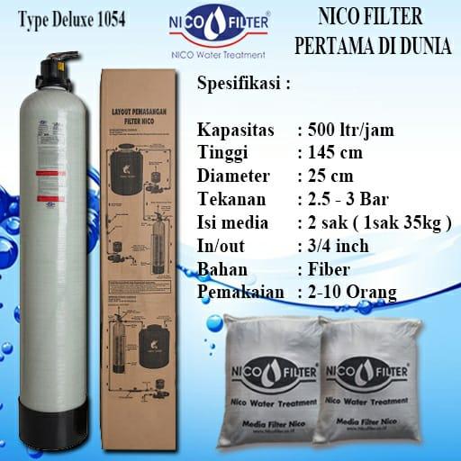 Filter Air Makassar - Nico Filter Air Promo