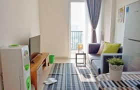 Jangan Merasa Nyaman Tinggal Sama Mertua....Ayo Bayar 5JT Sudah Punya Apartement 2BR full Interior
