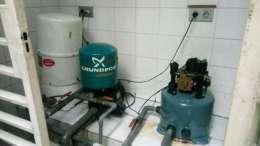 Service dan Reparasi Pompa Air