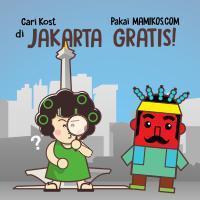 Kost Campur - Jack Petamburan Jakarta Barat