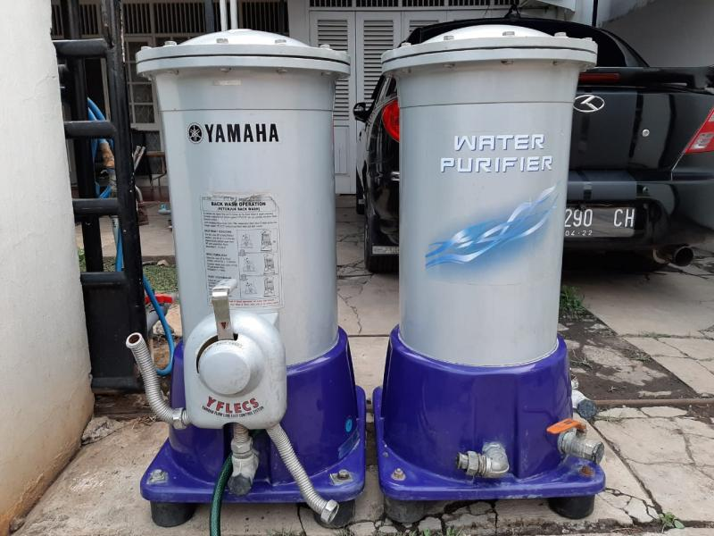 Service Filter Air Yamaha | Yamaha Water Purifier | 08179217889