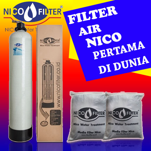 Filter Air di Baturaja Palembang | NICO FILTER Pertama di DUNIA