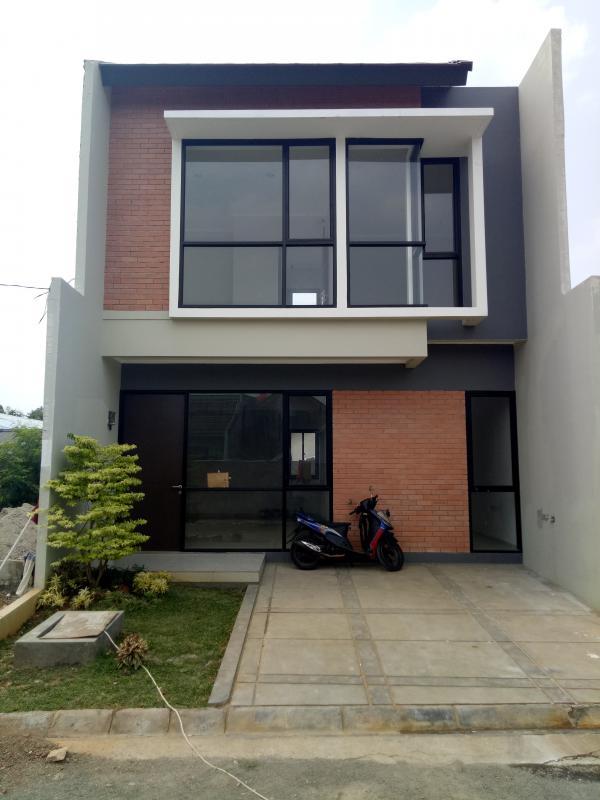 Rumah Bintaro cLuster, Dekat CBD Bintaro. Ready