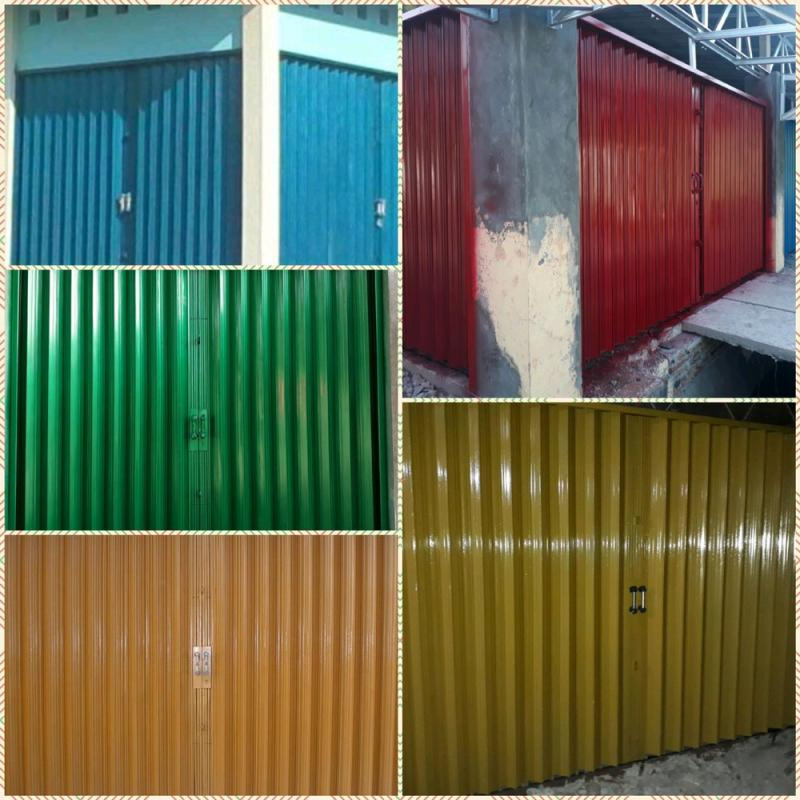085770196802 Harga ROLLING DOOR & FOLDING GATE Murah