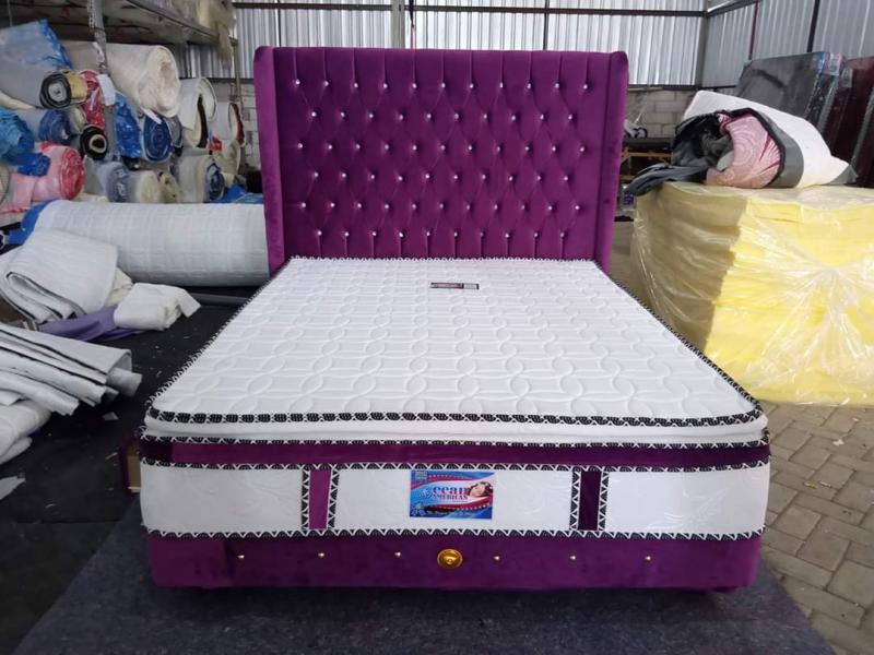 Produksi divan springbed sidoarjo surabaya mojokerto pandaan