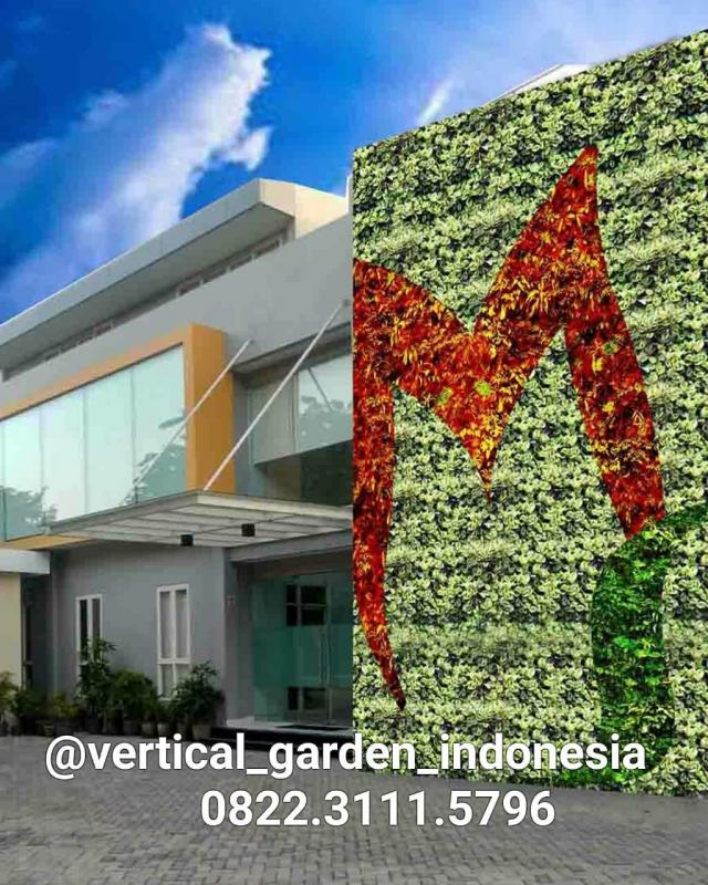 Vertical Garden For Home Surabaya 082231115796