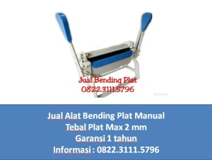 Bending Plat Portable - 0822 3111 5796