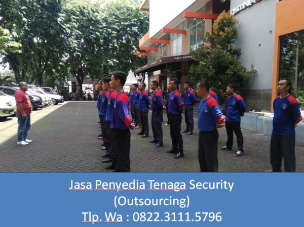Jasa security service mojokerto