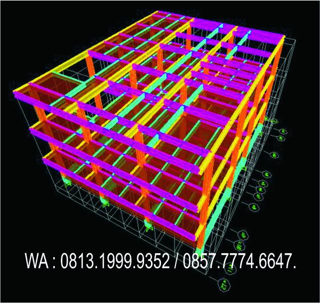 Jasa Hitung Struktur Bangunan Online