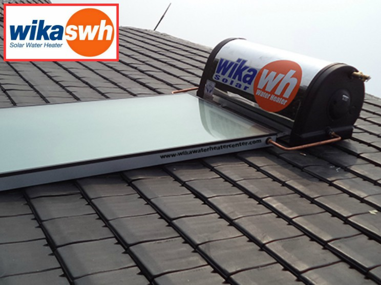 Service Wika - Pemanas Air - Solar Water Heater