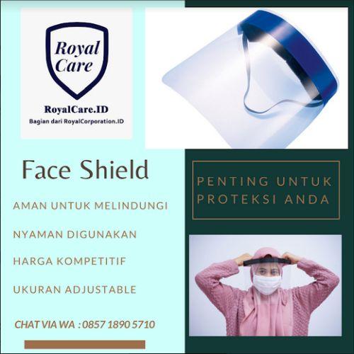 Royalcare.ID Face Shield