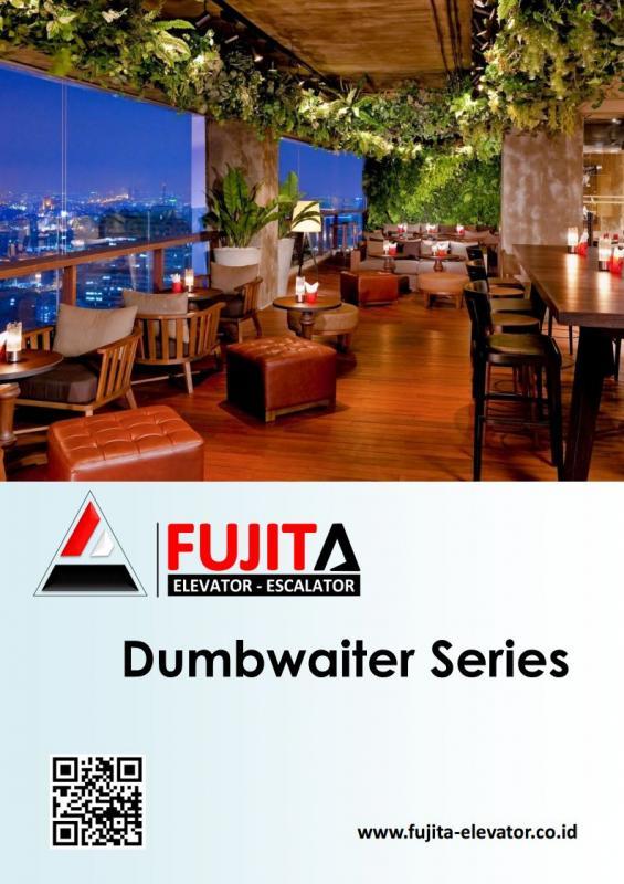 DUMBWAITER / LIFT MAKANAN Brand FUJITA