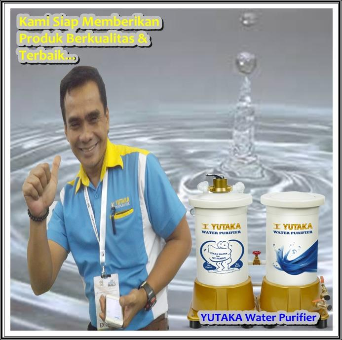 Filter air YUTAKA Water Purifier