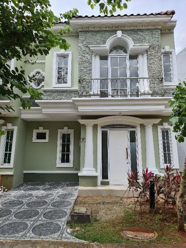 Dijual Rumah Cantik Baru 2 lt Tanpa Perantara Gading Serpong
