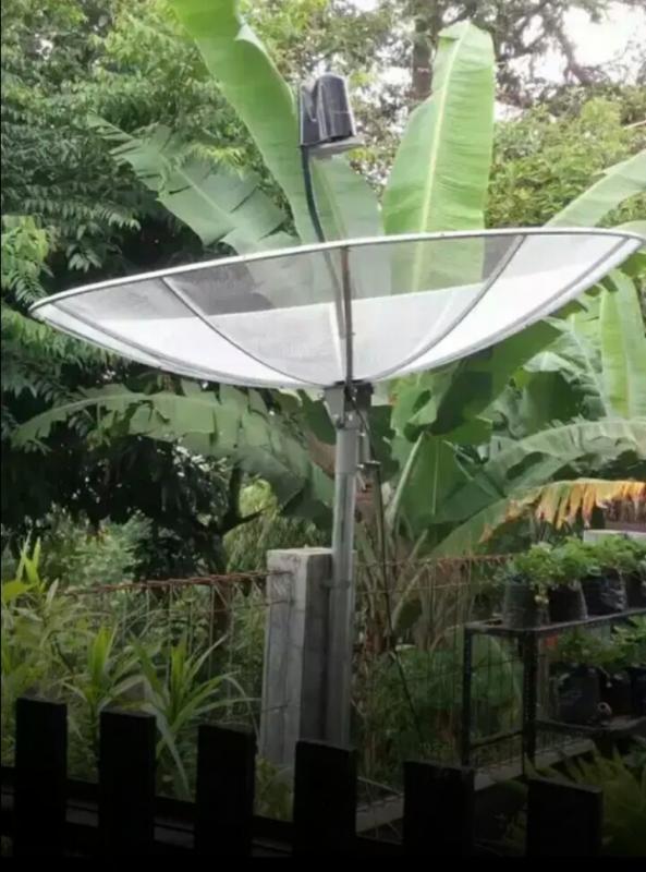Pasang Parabola Jaring Bandung