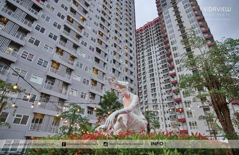 Jual Unit Apartment Terkeren Di Makassar