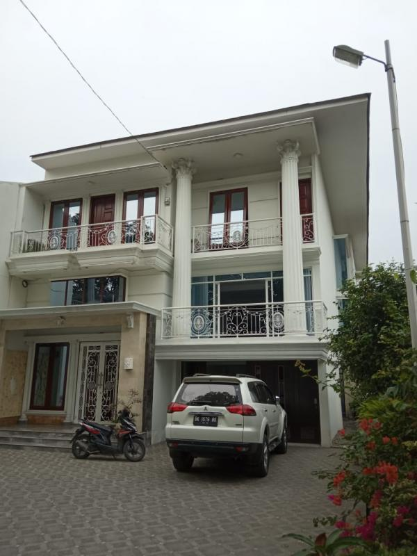 Rumah Mewah Medan Kota Jual Cepat Butuh Uang