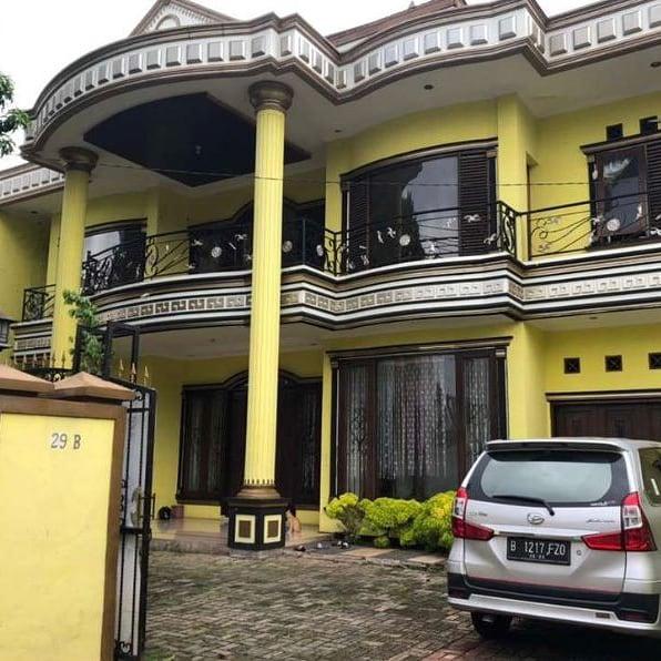 Dijual Rumah Mewah 2 Lantai