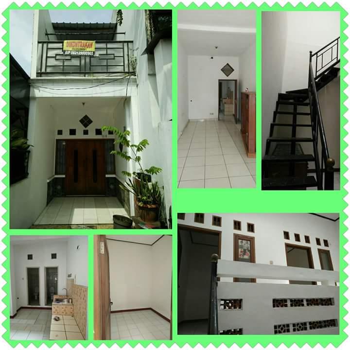Dikontrakan Rumah 2 lt di Pusat Kota Bandung