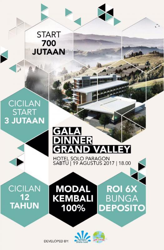 GALA DINNER BERSAMA GRAND VALLEY