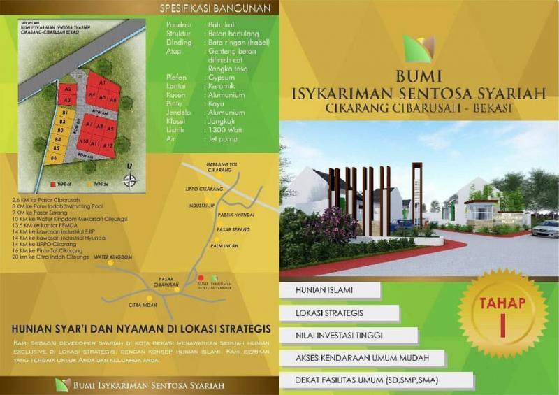 Rumah Syariah Cikarang