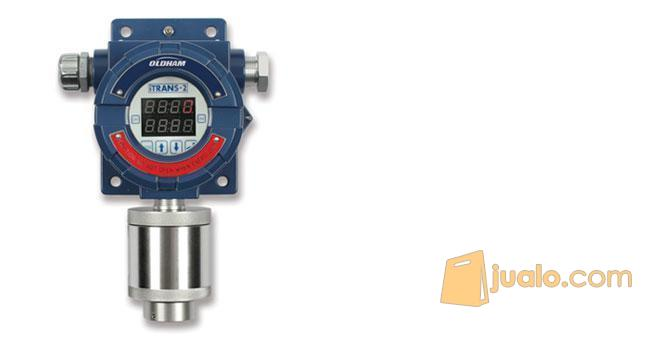 ITrans Two Single Gas Detector Come With On-Board Relay
