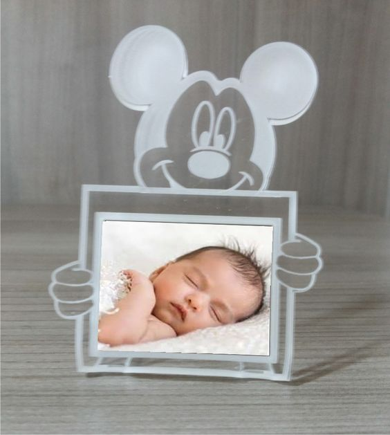 Acrylic photo frame Hub Aditya 089619395080