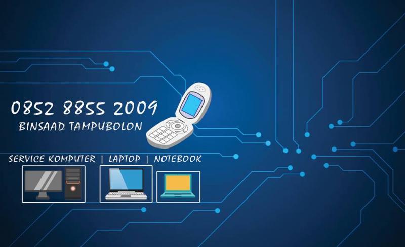 Install Ulang Laptop Notebook dan Komputer di Medan siap di Panggil