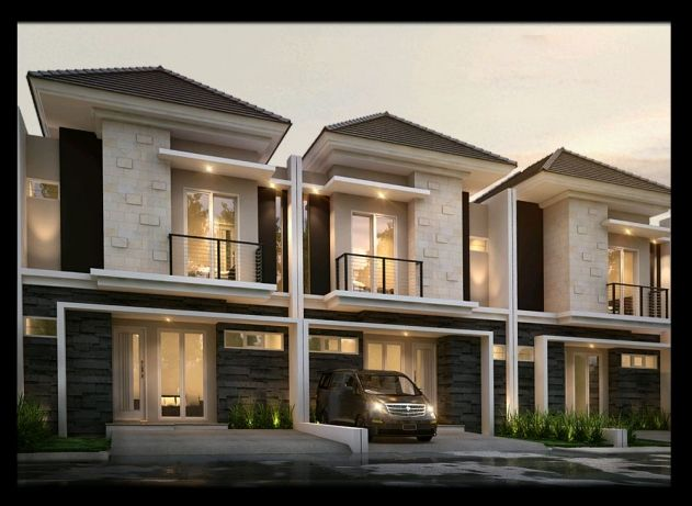 Cluster Juanda Terrace We bring your dream into a home