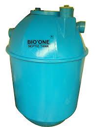 Septictank Bioone Fibreglass 800 Liter