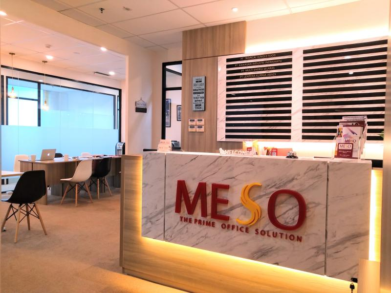 MESO Serviced and Virtual Office APL Tower